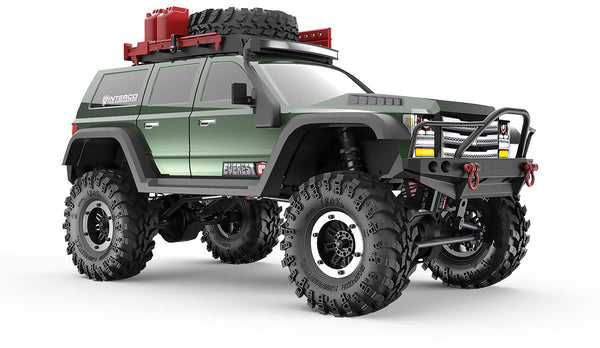Redcat Racing Everest Gen7 PRO 1/10 Scale 4x4 Truck RTR, Green
