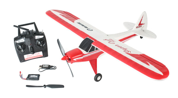 Rage RC Super Cub 750 RTF 4-Channel Aircraft