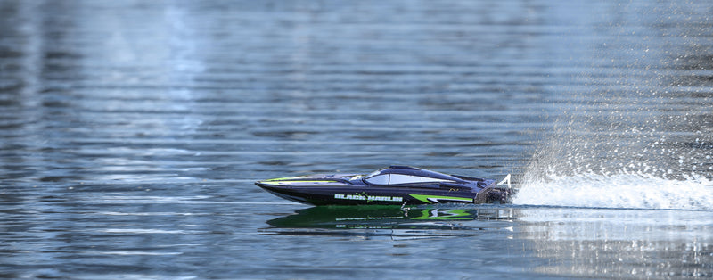 Rage RC Black Marlin RTR Boat