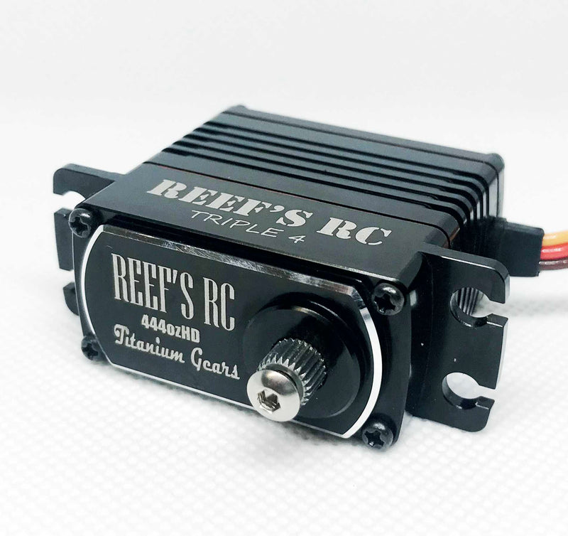 Reefs R/C 444HD High Torque High Speed HV Waterproof Servo 0.10/444 @ 7.4V