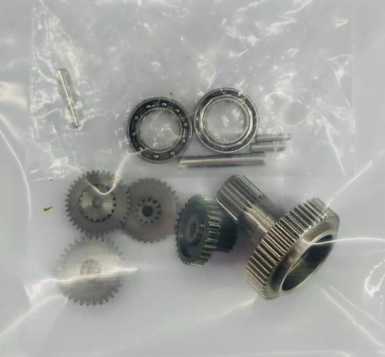 Reefs R/C 299 Servo Gear Set