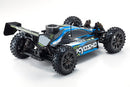 Kyosho Inferno Neo 3.0 Readyset RTR, Type 1, 1/8 Nitro 4WD Rally Sport Buggy, Blue