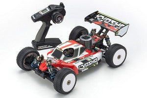 Kyosho Inferno MP9 TKI4 Readyset 1/8 Scale Nitro 4WD Buggy