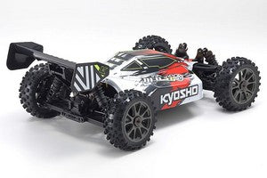 Kyosho 1/8 Inferno Neo 3.0 VE 4WD Buggy, Brushless, RTR - Red