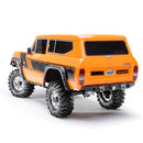 Redcat Racing GEN8 Scout II 1/10 Scale 4x4 Truck RTR, Orange