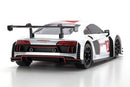 Kyosho MINI-Z RWD Audi R8 LMS White 2015 MR-03 Readyset