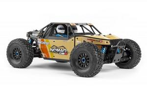 Team Associated Nomad DB8 1/8 Desert Racing Buggy RTR, w/ Lipo Battery - Combo