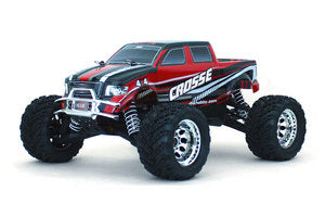 DHK Hobby Crosse Brushless 1/10 4WD Monster Truck RTR