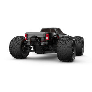 Team Redcat TR-MT10E 1/10 Scale Brushless Monster Truck RTR, Gun Metal