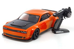 Kyosho Inferno GT2 Race Spec Dodge Challenger Demon RTR