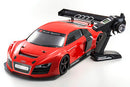 Kyosho Inferno GT2 VE Audi R8 Race Spec, Red