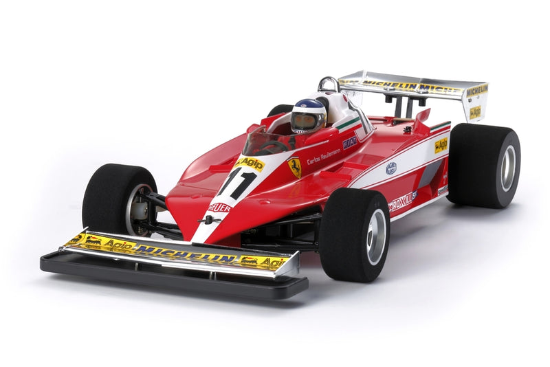 Tamiya Ferrari 312T3 F-1 Car Kit Based on F104W Chassis