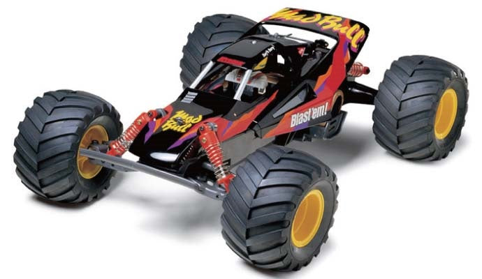 Tamiya 1/10 RC Mad Bull Kit