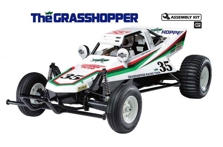 Tamiya 1/10 RC Grasshopper Kit