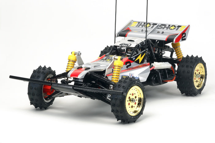 Tamiya 1/10 RC Super Hotshot 2012 Kit