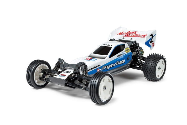 Tamiya 1/10 RC Neo Fighter Buggy Kit, w/ DT-03 Chassis