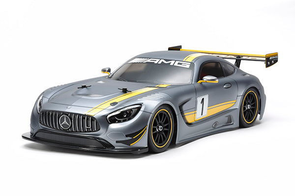 Tamiya RC Mercedes - AMG GT3 TT02 1/10 Touring Car Kit