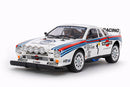 Tamiya RC Lancia 037 Rally - TA02-S 1/10 Kit