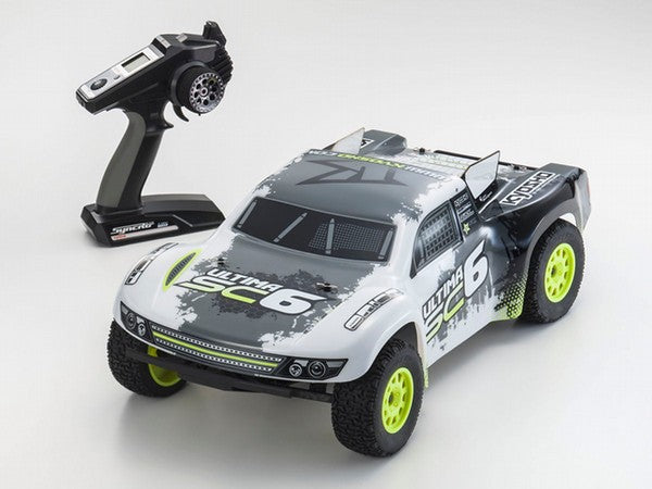 Kyosho Ultima SC6 Readyset 1/10 2WD Short Course w/ Team Orion Motor/ESC