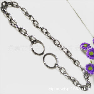 Hemmms Dog Chain Tie Out for Medium Size Dogs