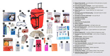 Load image into Gallery viewer, Premier Ultimate Emergency Preparedness Survival Kit Checklist