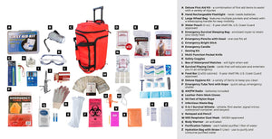 Premier Ultimate Emergency Preparedness Survival Kit Checklist