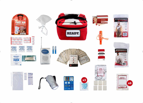 ReadyKit™ Starter Earthquake Kit