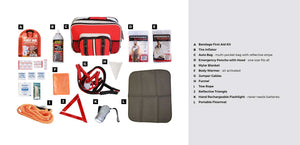 Starter Car Emergency Kit Checklist