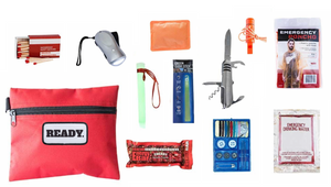 ReadyKit™ Mini Portable Emergency Kit