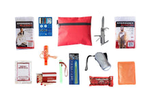Load image into Gallery viewer, mini portable emergency preparedness kit