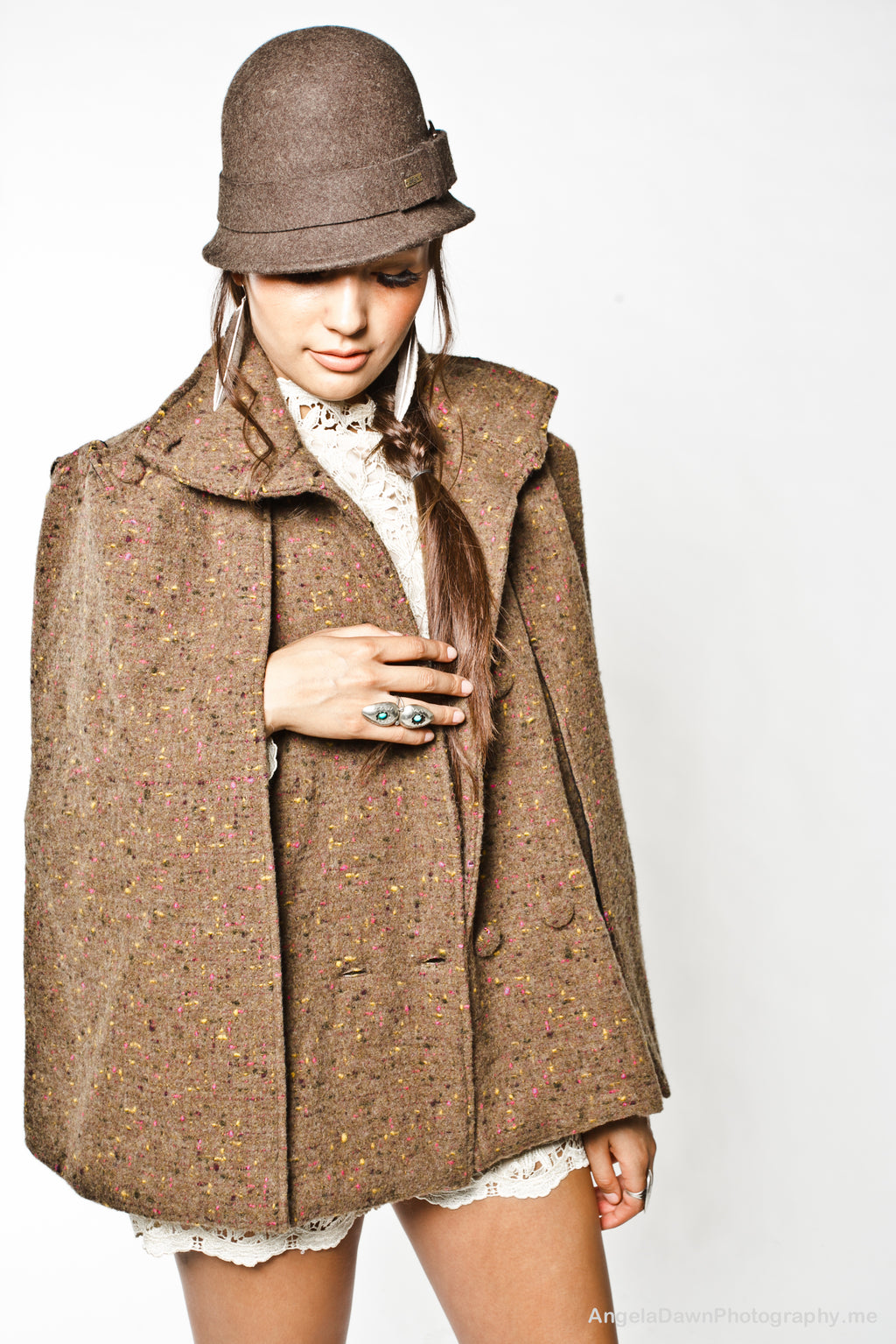 Mother Earth Father Sky Wool Jacket