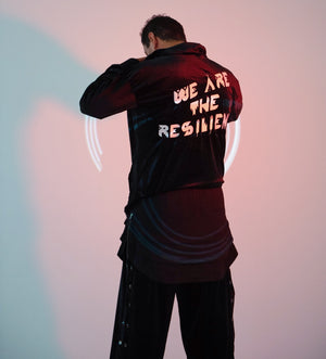 We Are The Resilient Track Jacket