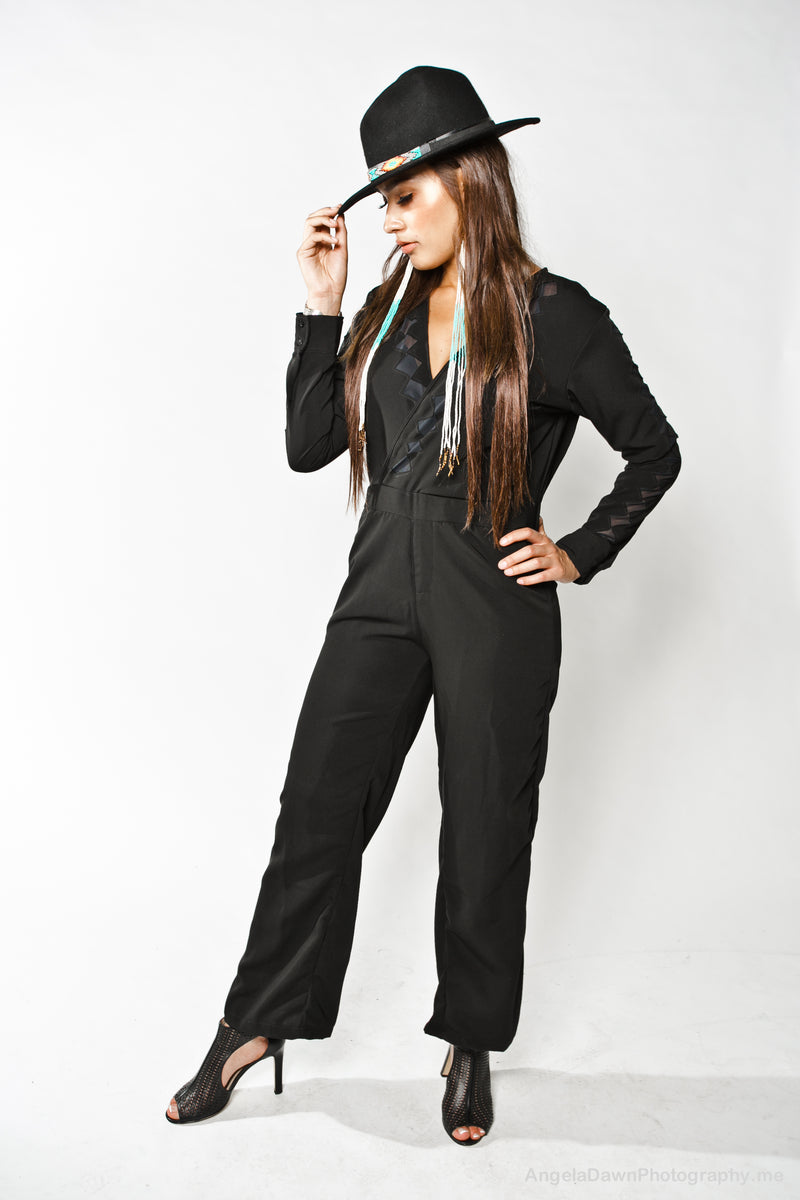 Inner Spirit Couture One Piece Suit