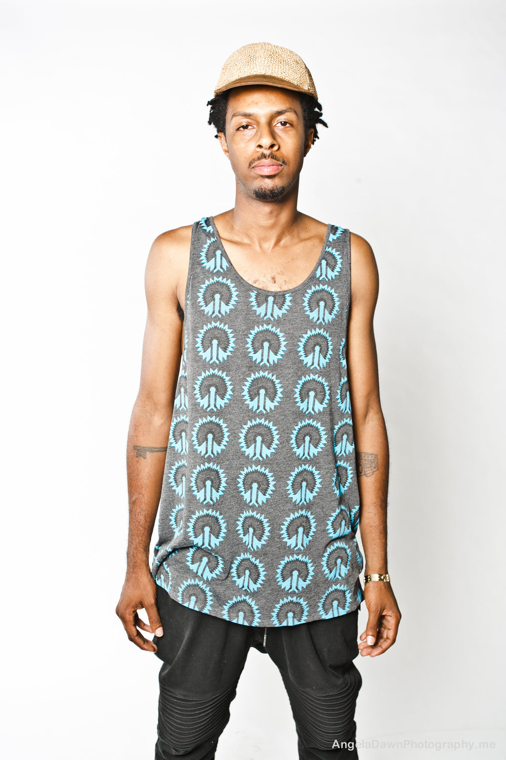 Undefeated Warrior Tank