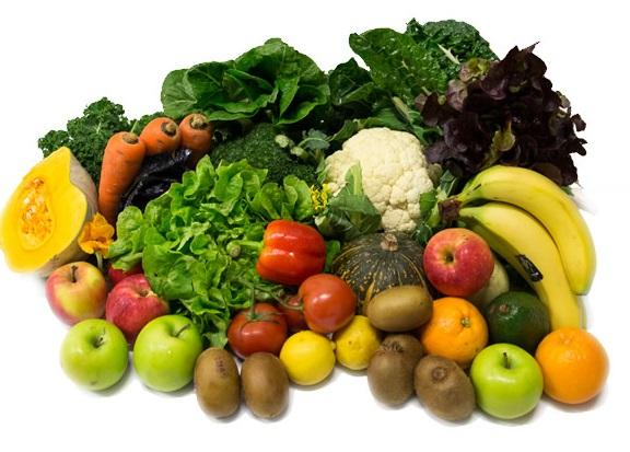Click & Collect: Mixed Fruit and Veg Box