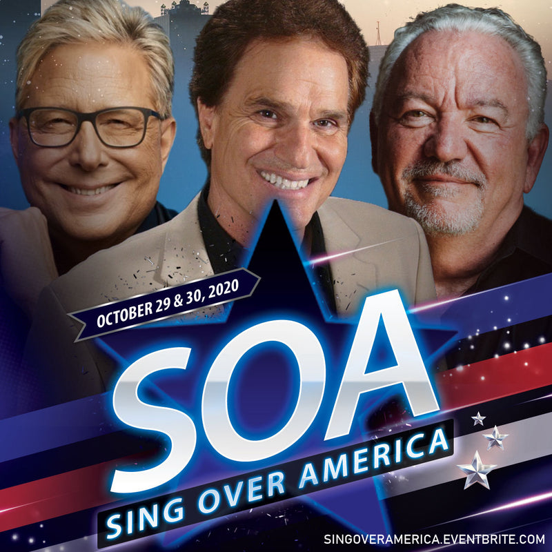 Sing Over America Merchandise