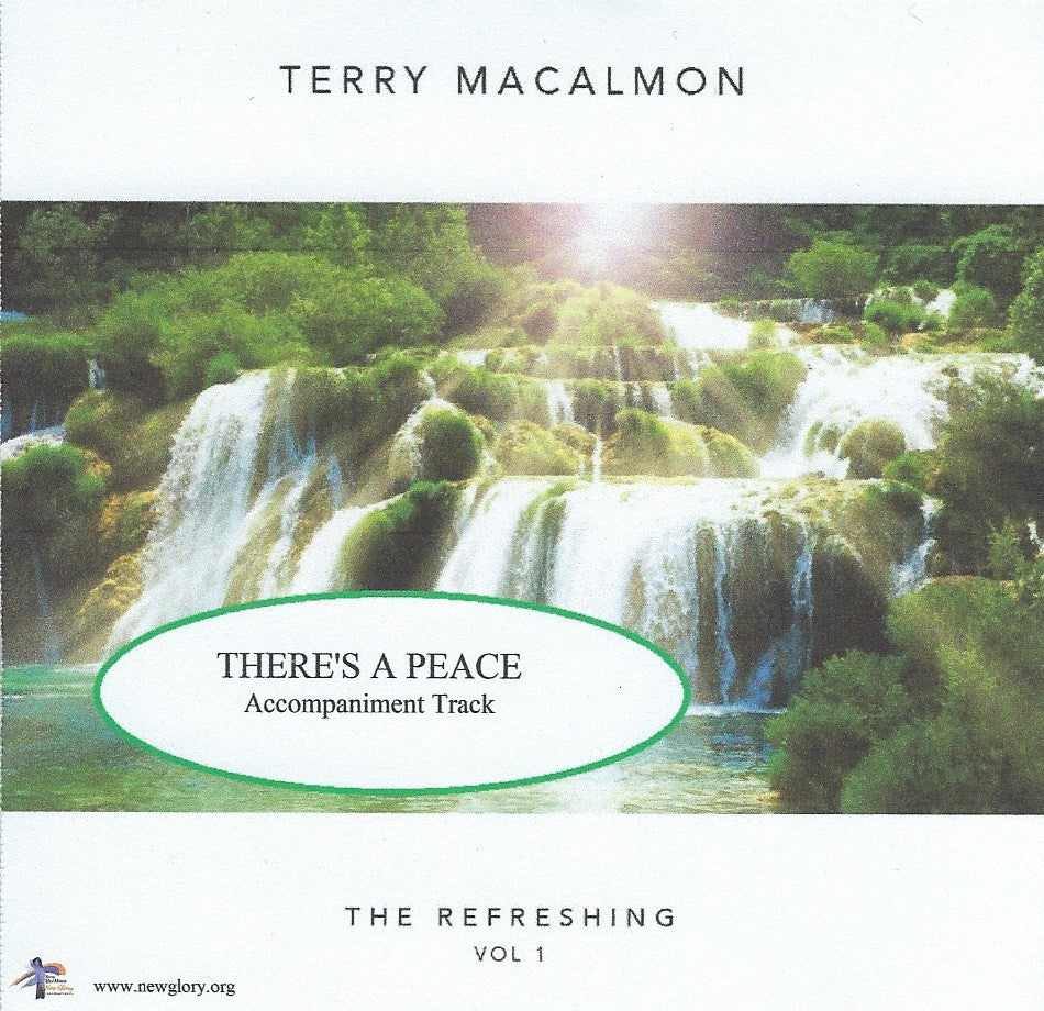 'There's A Peace' Accompaniment Track