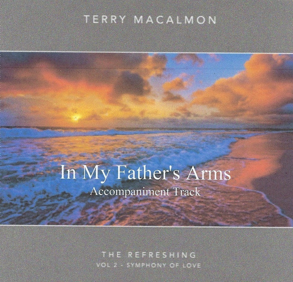 'In My Father's Arms' Accompaniment Track