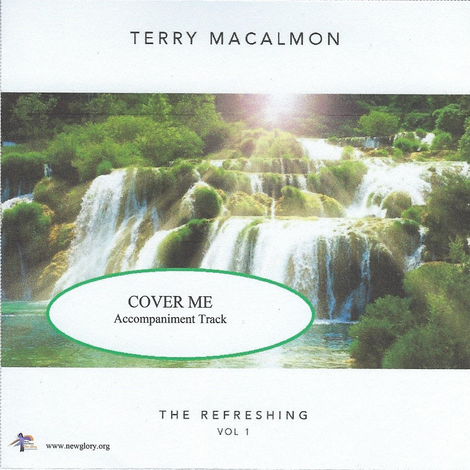 'Cover Me' Accompaniment Track