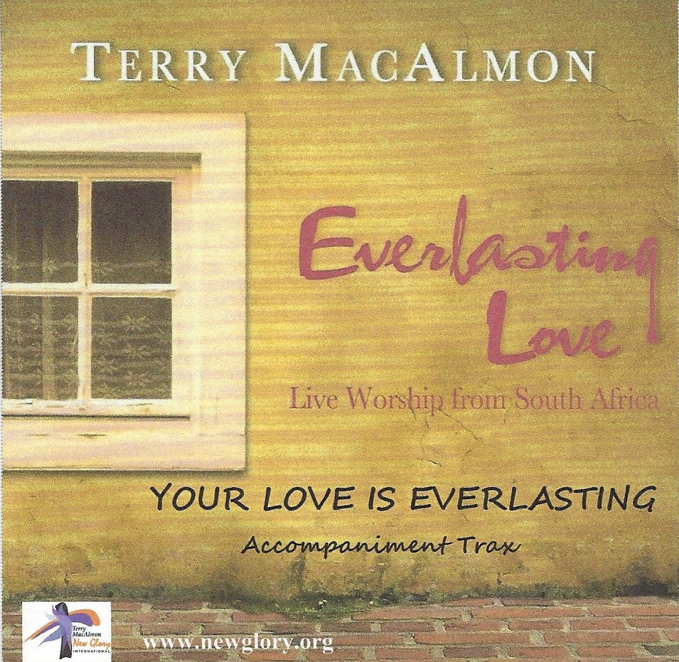 'Your Love Is Everlasting' Accompaniment Track