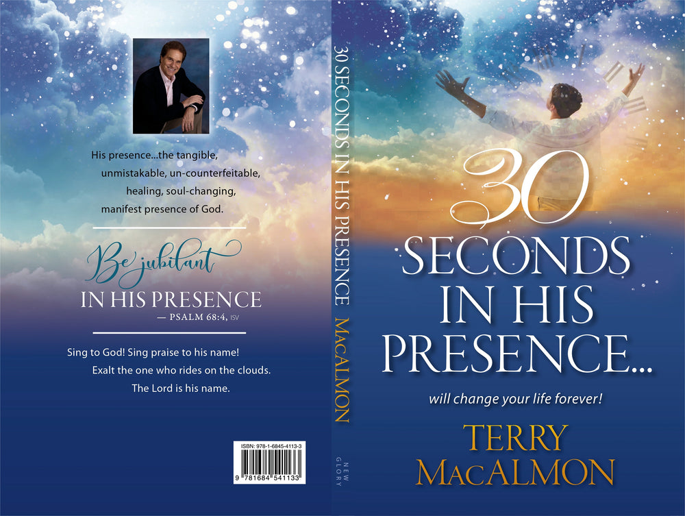 30 Seconds In His Presence - Terry MacAlmon (Paperback)