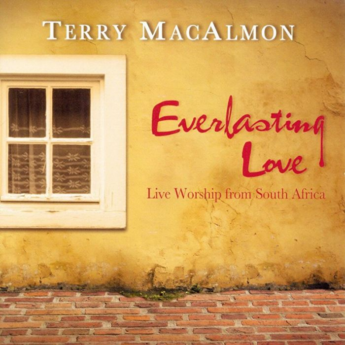 Everlasting Love - Terry MacAlmon (CD Album)