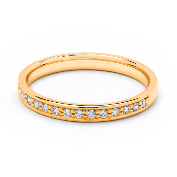 Eternity Diamond Ring 0.15ct