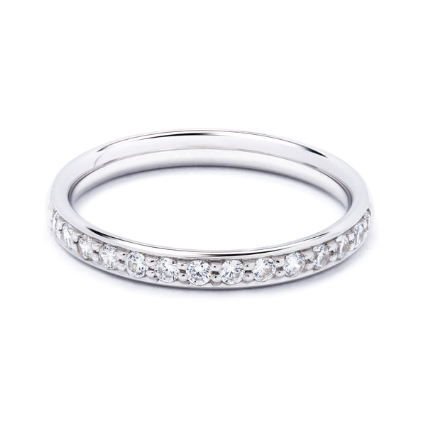 Eternity Diamond Ring 0.28ct