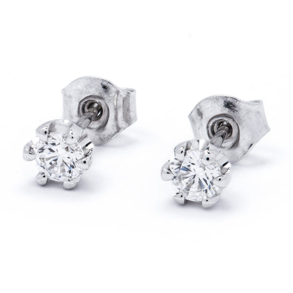 Diamond Earrings 0.40ct