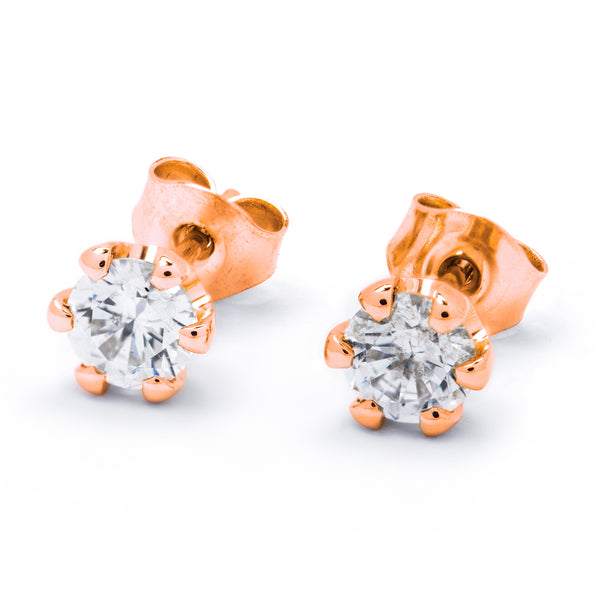 Diamond Earrings 0.80ct