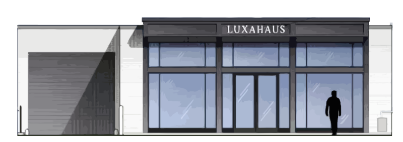 Luxahaus LLC Showroom