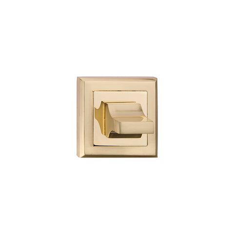 Square / Brass / Lock Plate