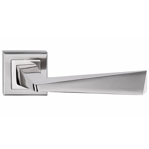 Sigma  Nickel Satin  European Door Handle