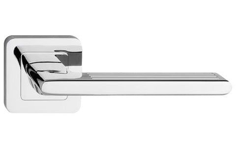 Capri  Chrome  European Door Handle